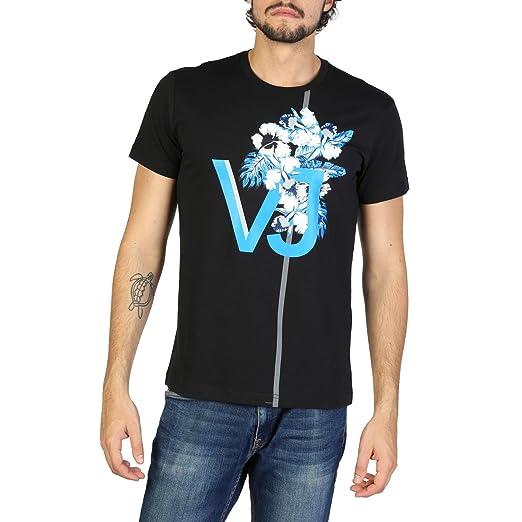 de38924a73b3 Amazon.com  Versace Jeans B3GRA75G30132 899 T-Shirts  Clothing