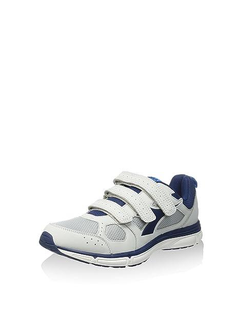 Diadora Zapatillas Jazzy 5 V Gris/Azul EU 42 (8 UK) 4zmRiTE2