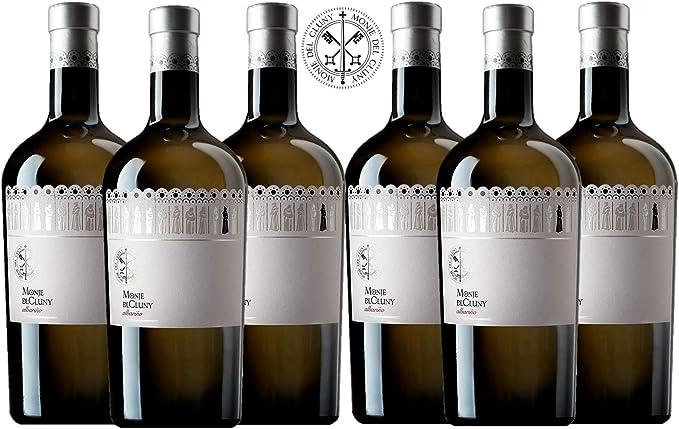 MONJE DEL CLUNY Vino blanco