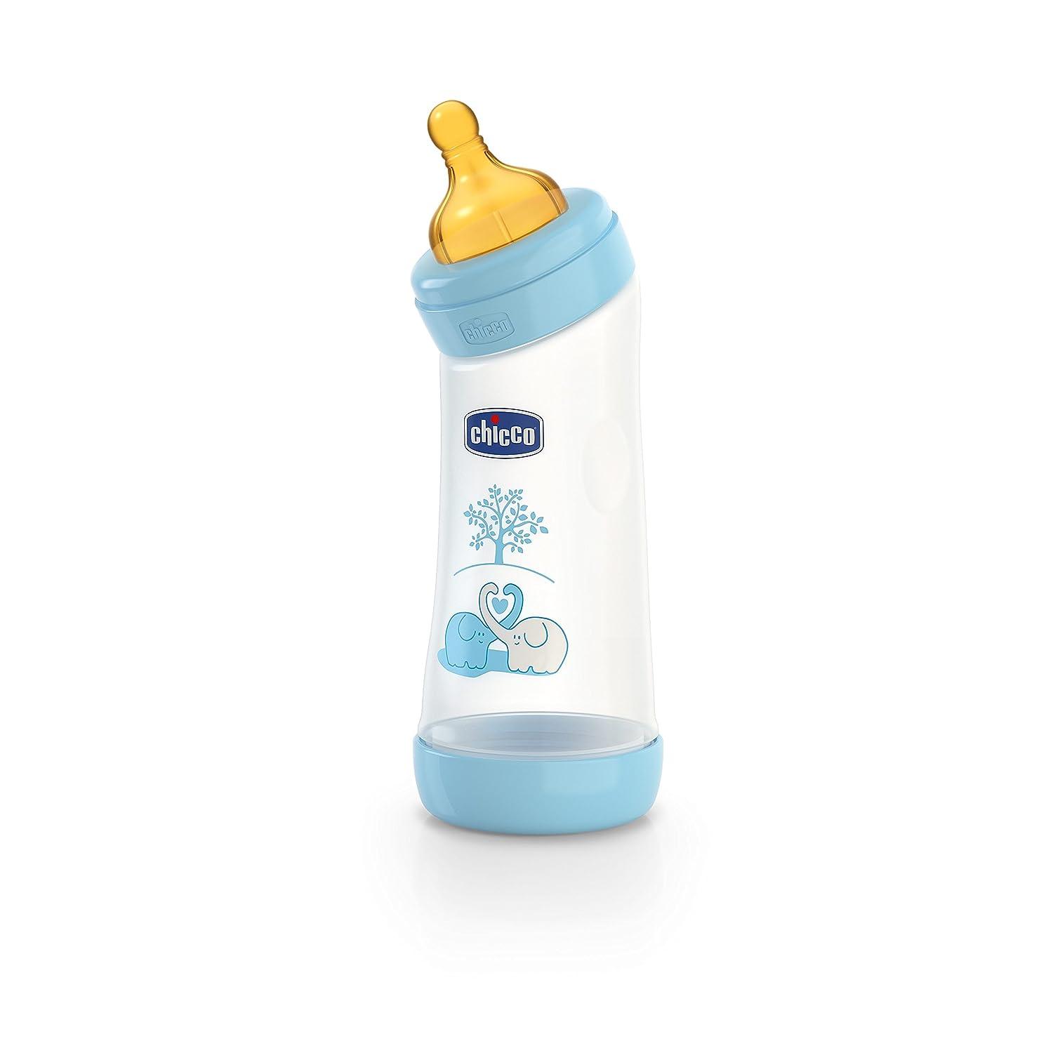 Chicco Flux Normal Biberon Bien-/Être Coud/é 250 ml