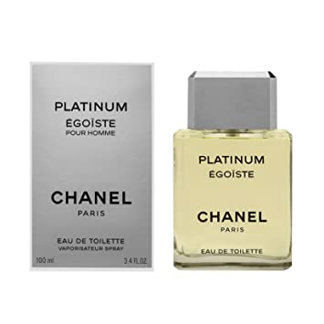 817151056 Amazon.com : Egoiste Platinum by Chanel for Men, Eau De Toilette Spray, 3.4  Ounce : Beauty