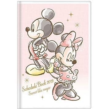 Star Papelería Disney Mickey & Minnie Planificador Agenda ...