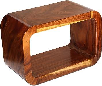 G6 Collection Couchtisch Aus Holz Handgeschnitzt Modern