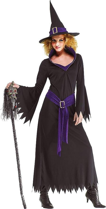 Karnevalskostüm Hexe Damen