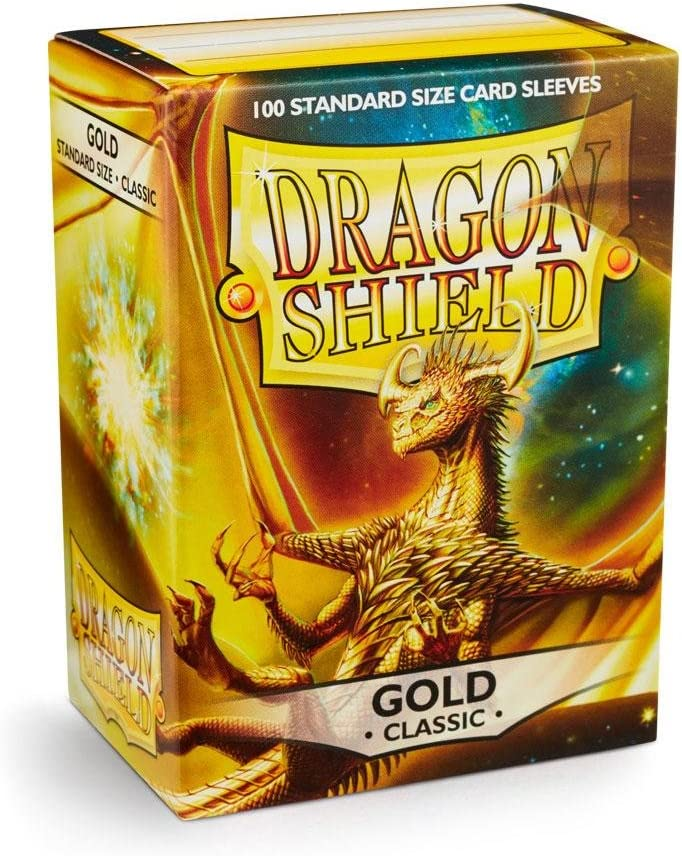 Dragon Shield 100 Count Standard Size Classic Deck Protector Sleeves