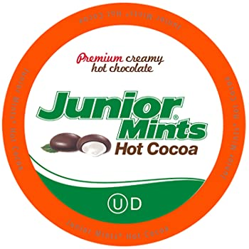 Junior Mints Hot Chocolate K-Cups