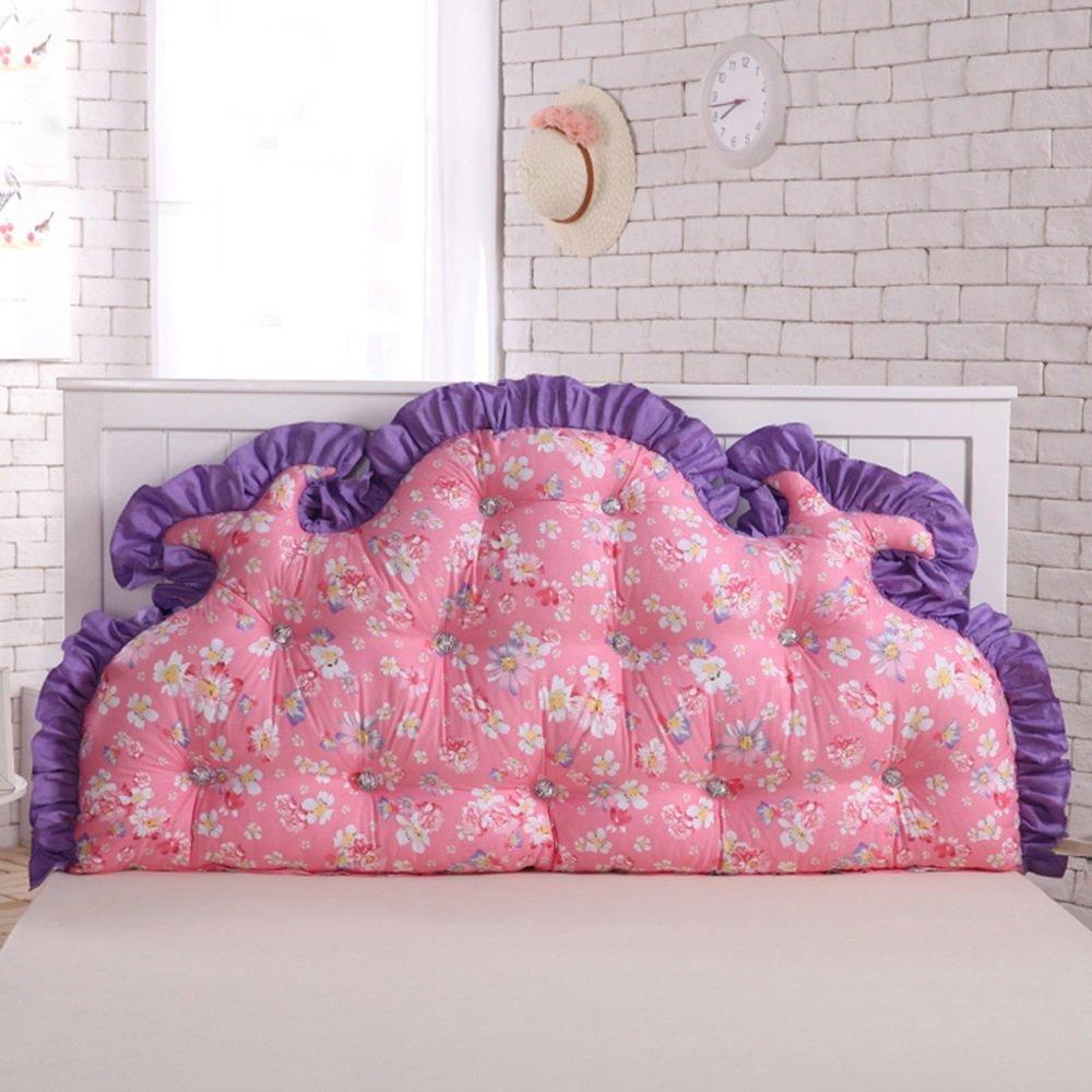 QQ コットンベッドソフトバッグ、枕、ダブルソファ、サポートパッド/枕、リムーバブル洗濯可能 (色 : 10#, サイズ さいず : 150cm) B07FJYT9LQ 10# 150cm