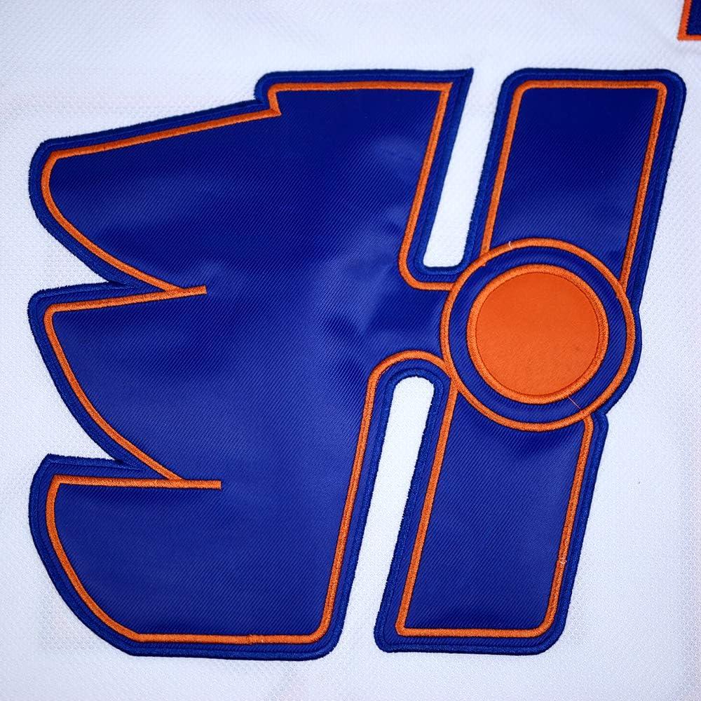 borizcustoms Doug Glatt Halifax Hockey Jersey Includes EMHL and A Patches Stitch