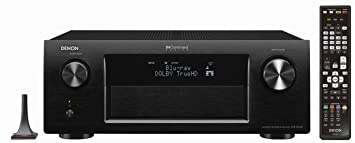 Denon AVR-3313CI Networking Home Theater Receiver with AirPlay and 3 Zone  Capacity (Discontinued by