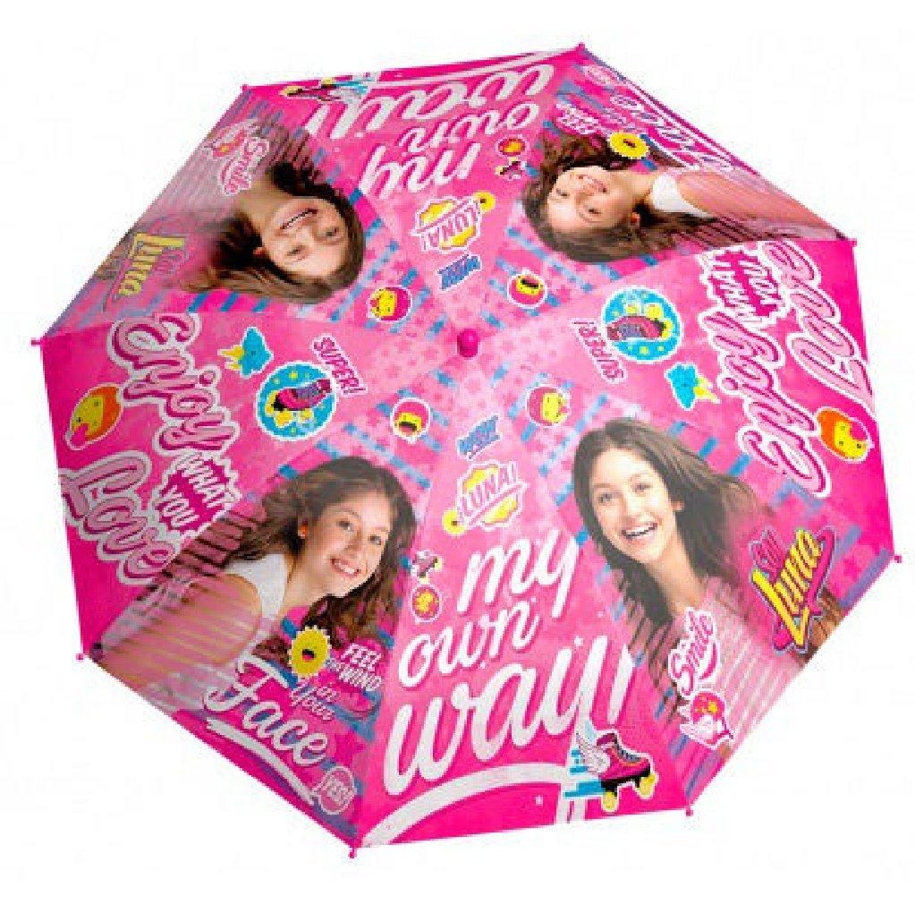Parapluie automatique je Suis la Lune à Ma Façon 48cm Soy Luna