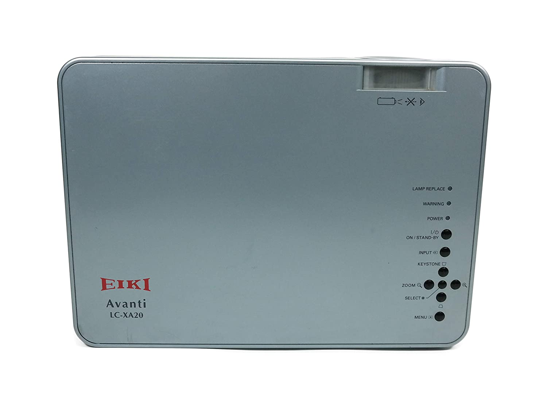 Amazon.com: EIKI LC-XA20 LCD Proyector 2000 ANSI HD 1080i ...