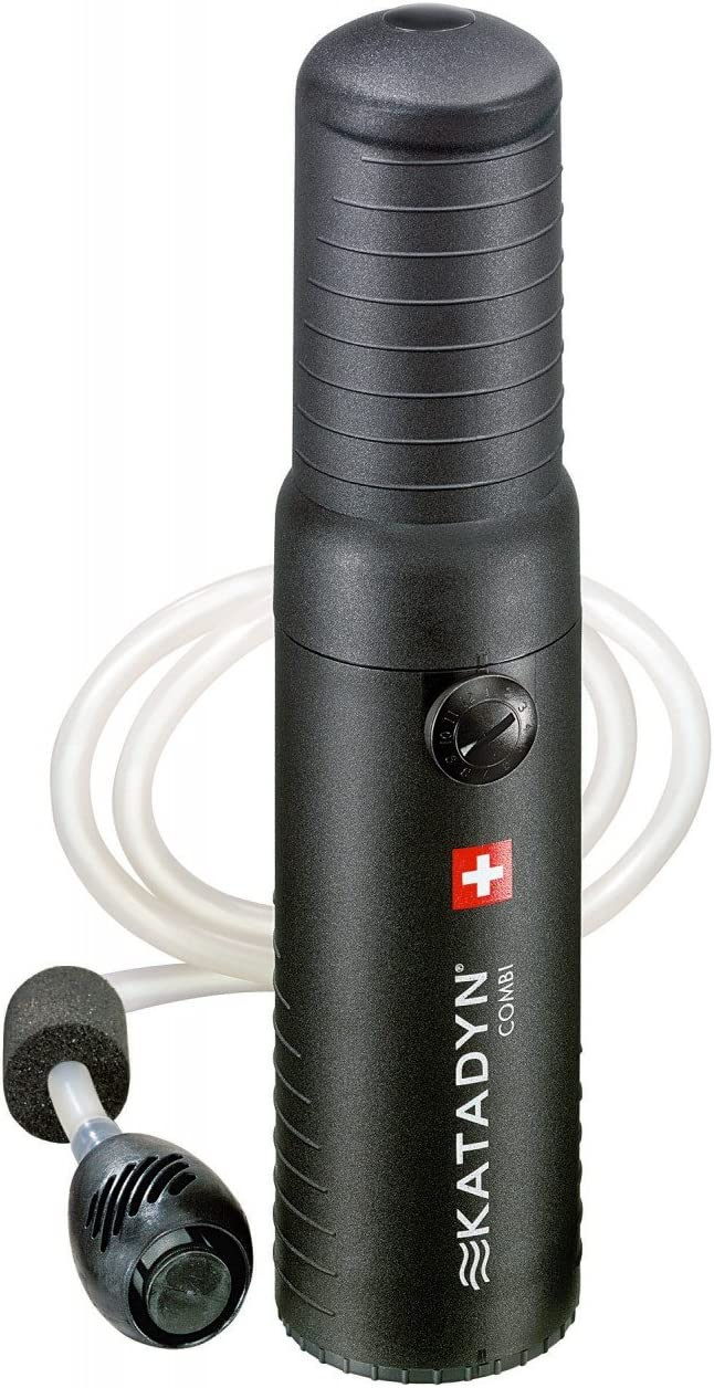 now Inc. Plus Set Water Purifier Katadyn Combi