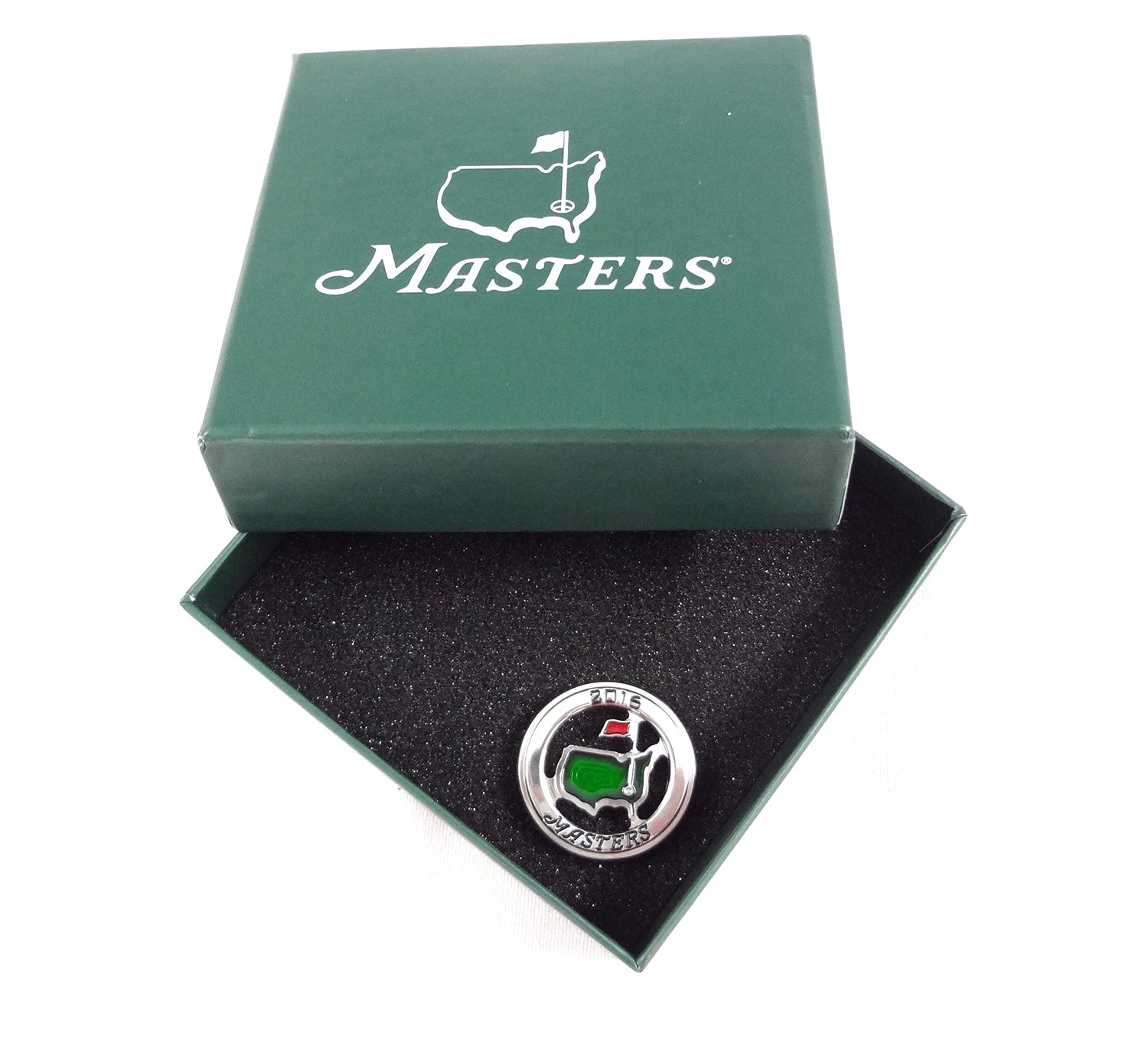 RARE Scotty Cameron 2016 Masters Augusta National Hand Crafted Golf Ball Marker by Masters (Image #2)
