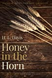 Honey in the Horn (Northwest Reprints)