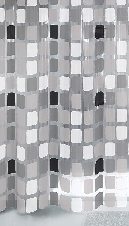 180 x 200 cm Cortina de Ducha Kleine Wolke Sonny