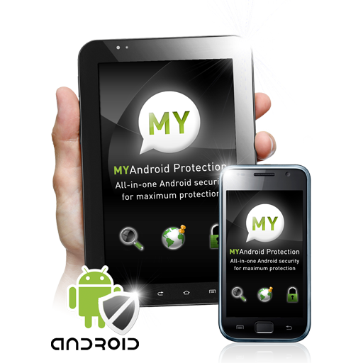 MYAndroid Protection Antivirus (The Best Spyware And Malware Removal)