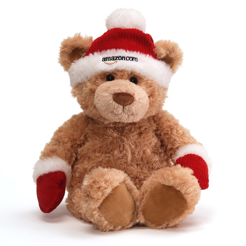 amazon com gund 2012 amazon collectible bear toys u0026 games