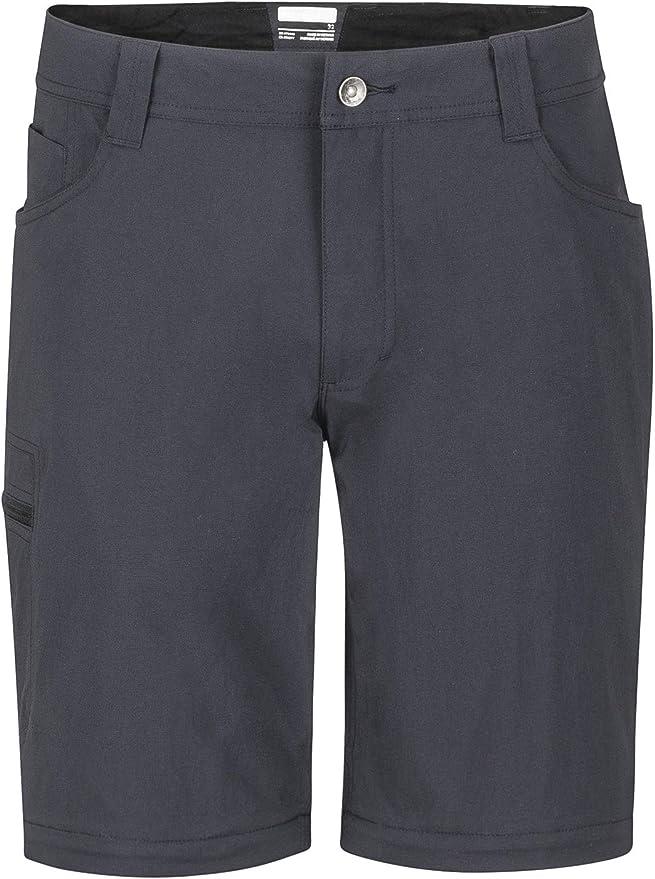 Marmot Transcend Convertible Pant Pantalones de Trekking, Zip Off ...