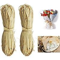 Rafia para cestería