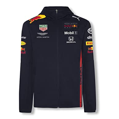 Red Bull Racing Aston Martin Team Hoody 2019, XXL suéter, Azul ...