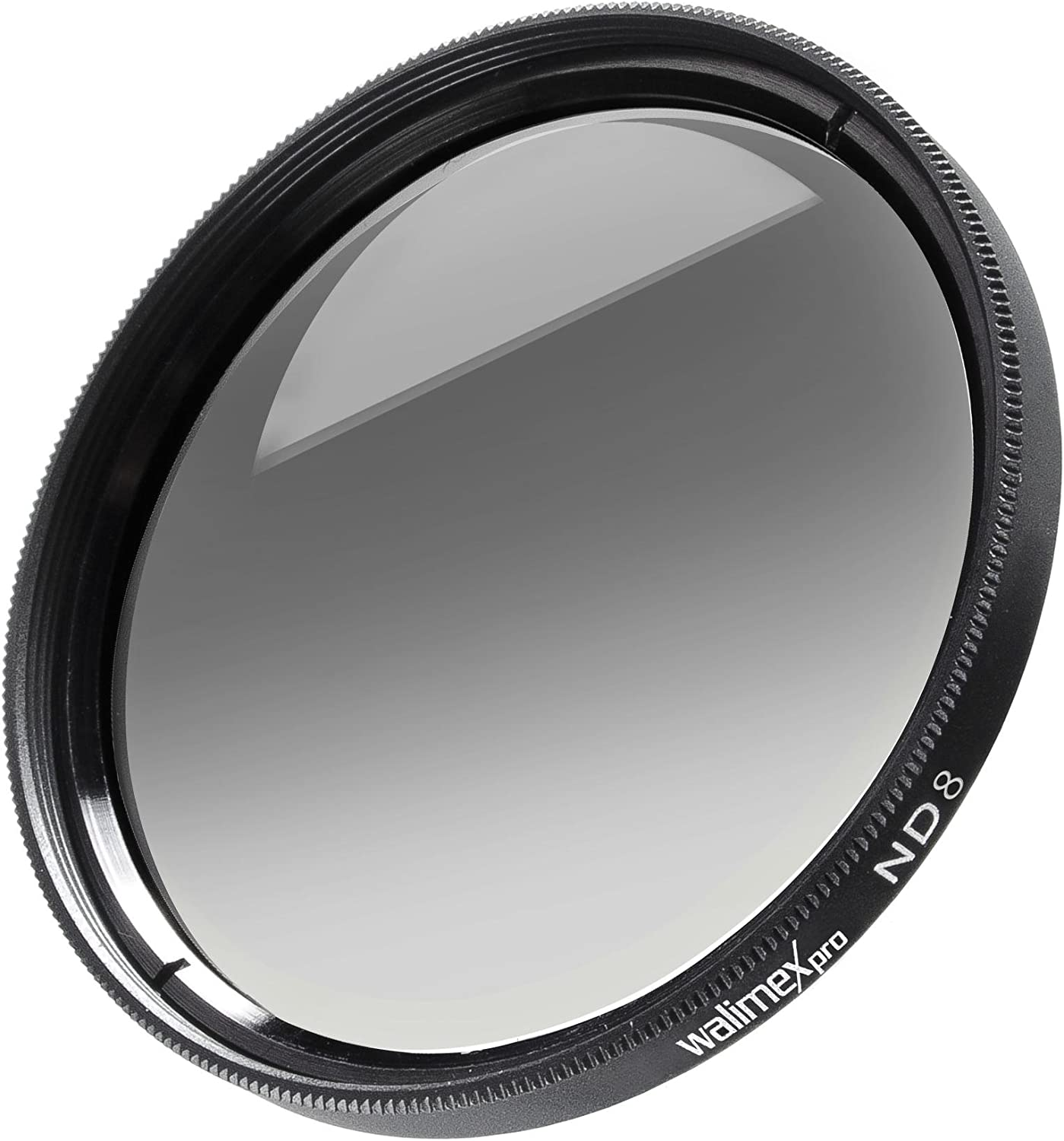 walimex pro 58mm ND8 Coated Filter for Camera