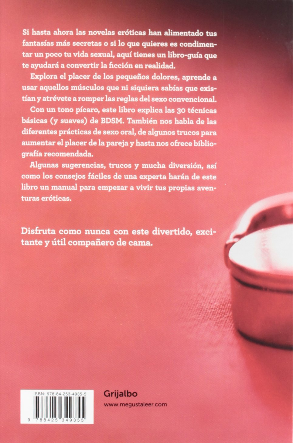 Cincuenta Sombras De Placer (Spanish Edition): Marisa Bennett: 9788425349355: Amazon.com: Books