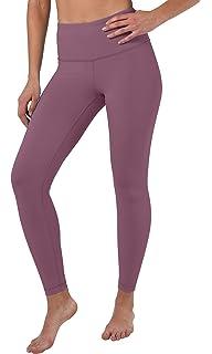 1ea9b830fc85a 90 Degree By Reflex High Waist Squat Proof Ankle Length Interlink Leggings