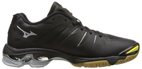 Un Rayo De Ondas De Zapatos De Voleibol Bk-sl Z De Las Mujeres De Mizuno 6mBfwuU4gc