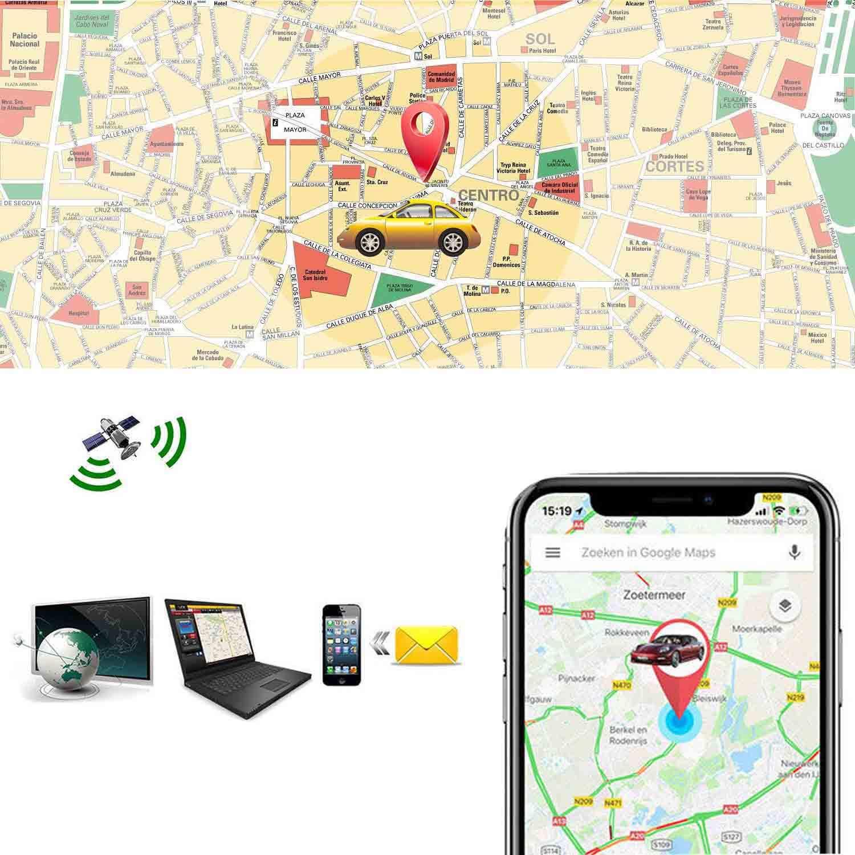 Amazon.com: GPS103B TK103B - Rastreador GPS de coche con ...