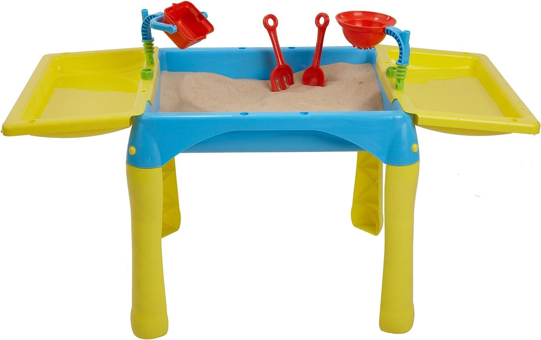 Mookie - Mesa de Juego con Agua y Arena [Importado de Gran Bretaña ...