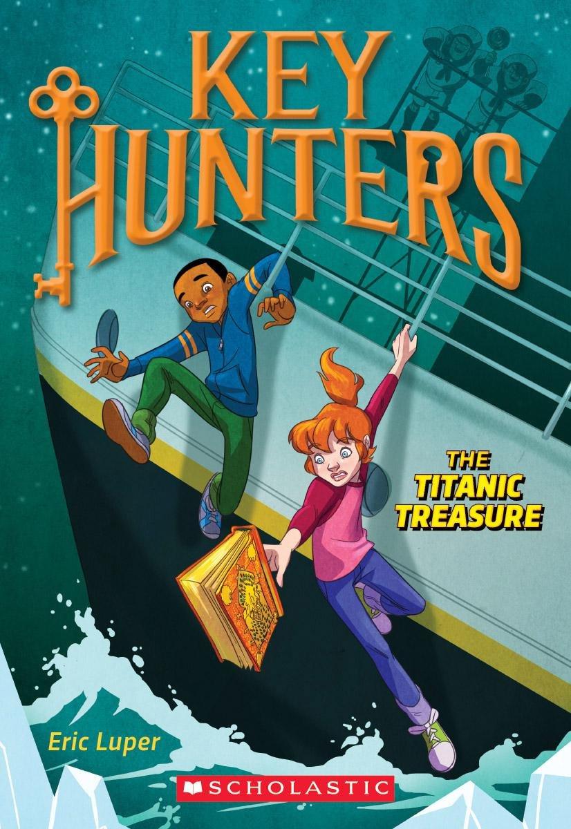 Read Online The Titanic Treasure (Key Hunters #5) pdf epub