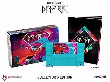 Amazoncom Hyper Light Drifter Collectors Edition Ps4 Beauty