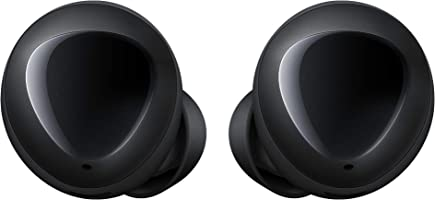 Samsung Galaxy Buds , Bluetooth True Wireless Earbuds (Wireless charging Case included), Black - US Version with Warranty