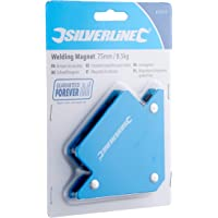 Silverline 675214 svetsmagnet 75 mm