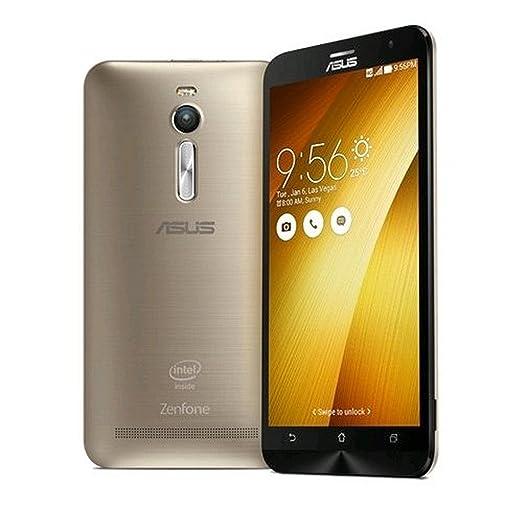 Asus Zenfone 2 ZE551ML (Gold, 32GB) (Certified Refurbished) Smartphones at amazon