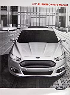 amazon com 2015 ford fusion owners manual guide book everything else rh amazon com ford fusion owners manual 2015 ford fusion owners manual 2012