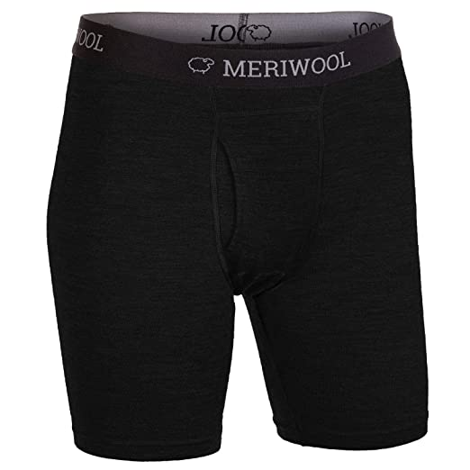 d1e3564fc MERIWOOL Mens Boxer Briefs Merino Wool Underwear Base Layer for Men