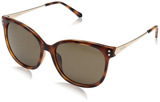 444660d19ba Polaroid Polarized Cat Eye Women s Sunglasses - (PLD 4048 S R8V 56IG ...
