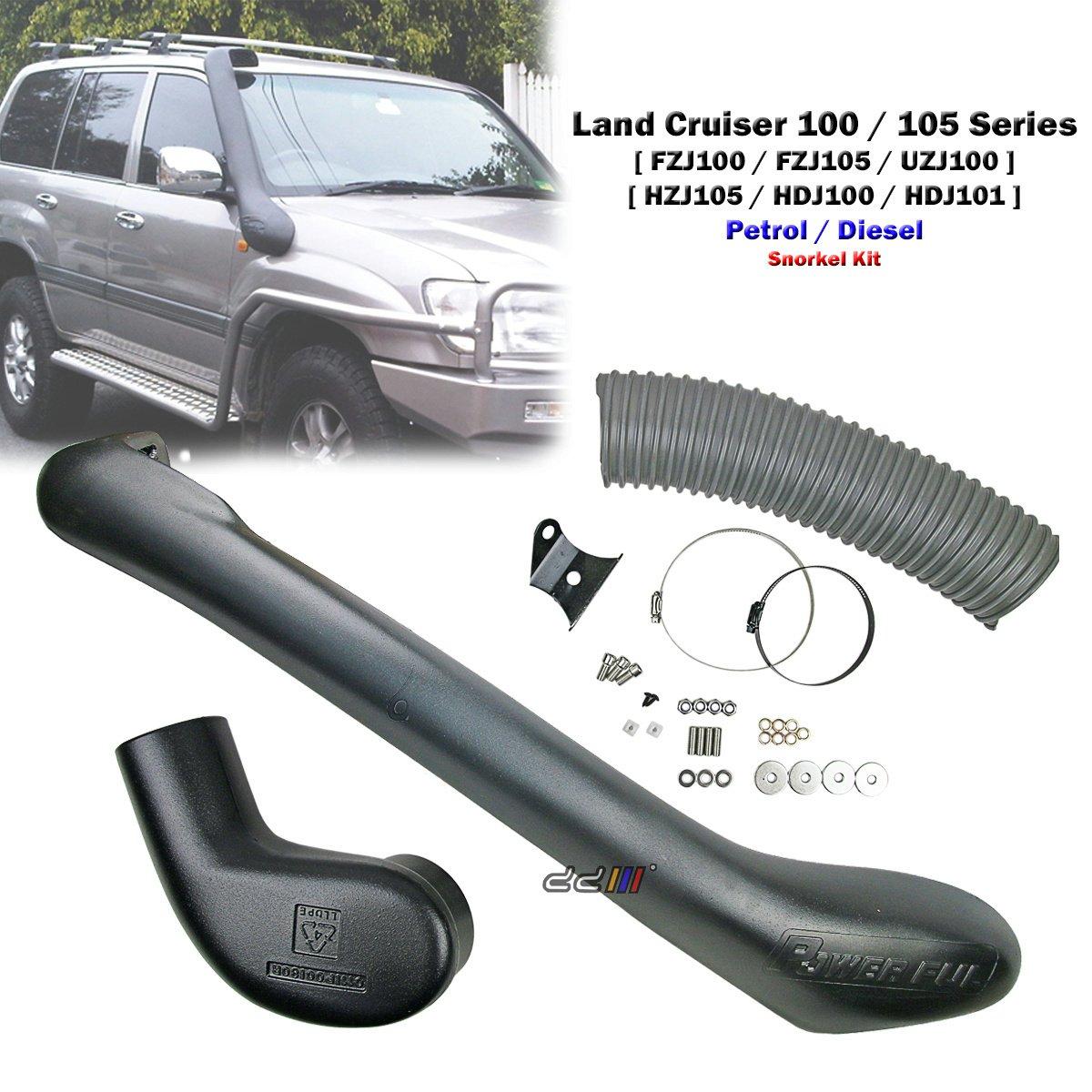 4x4 Off Road Snorkel Kit For Toyota Land Cruiser 100 Series UZJ100 HDJ100 98-07 D&D (Drag&Drift)