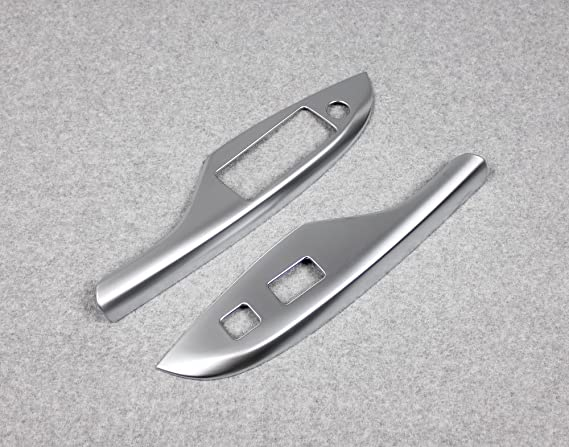 Fit for TOYOTA Sienna 2015 2016 2017 2018 with Smart Key Hole Chrome Door Handle Cover Trims Kate Wenzhou automobile supplies factory