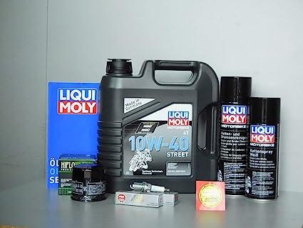 MotorFunSports - Juego de Mantenimiento para Honda CTX 700 ...