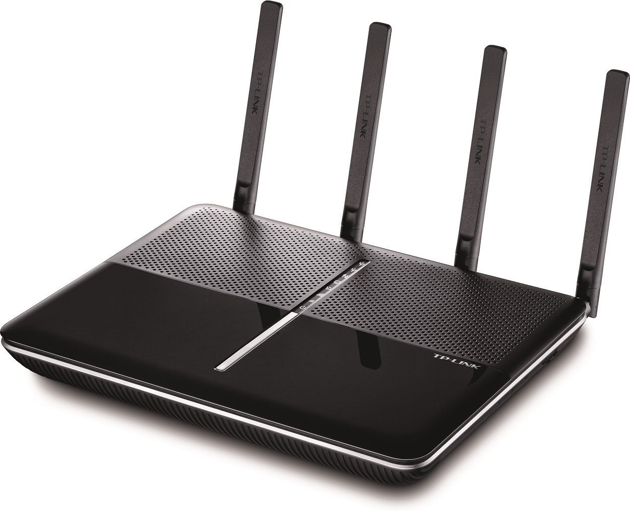 TP-Link AC2600 Wireless Wi-Fi Gigabit Router with 4-Stream Technology (Archer C2600) by TP-Link