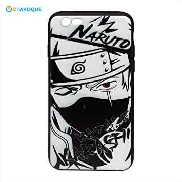 coque iphone 8 kakashi