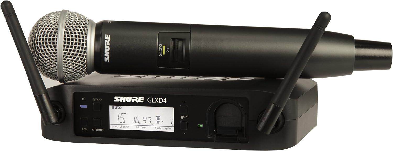 Shure GLXD24/SM58-Z2