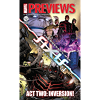 November 2014 Marvel Previews (English Edition)
