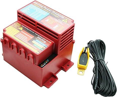 Amazon.com: Sterling battery-to-battery Cargador 12 V-12 V ...