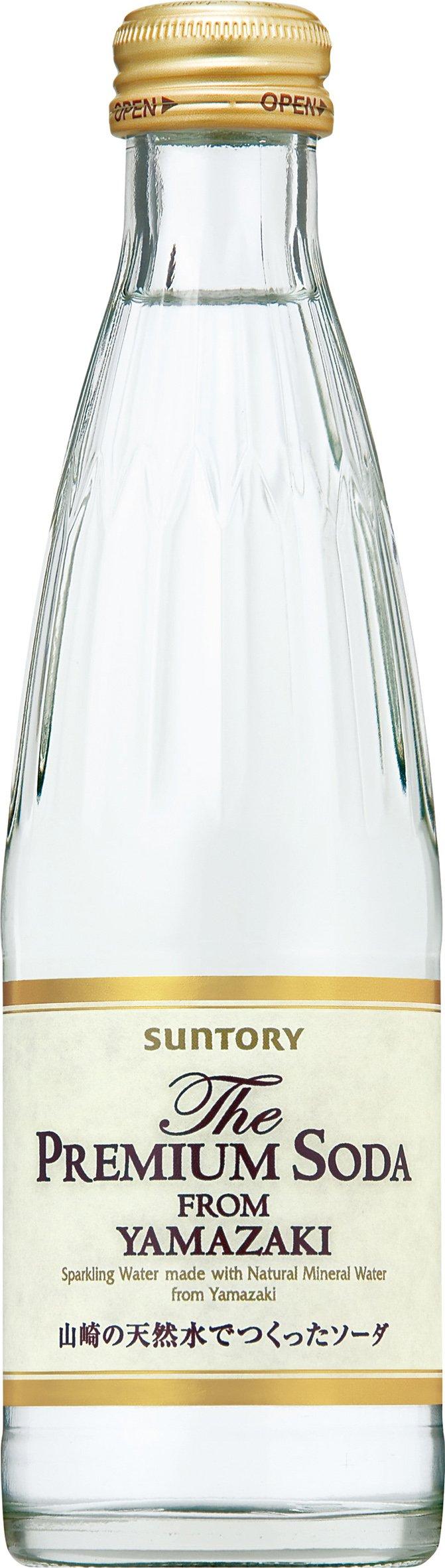 Suntory The Premium soda from YAMAZAKI 240ml ~ 24 this