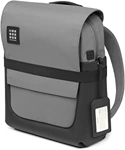 Moleskine ID Backpack, Slate Grey