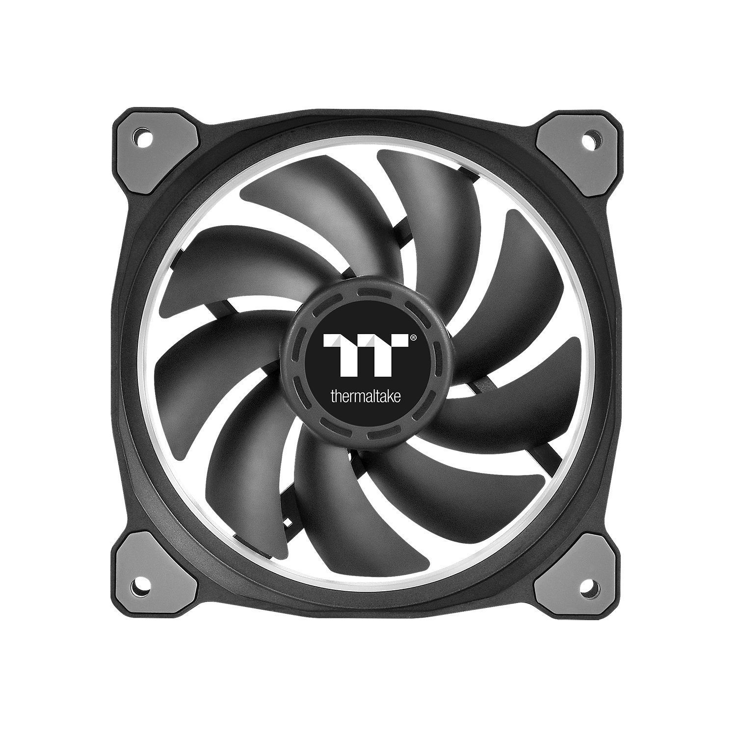 Thermaltake Riing Plus 14 RGB Tt Premium Edition 140mm Software Enabled Case/Radiator Fan -Triple Pack- CL-F056-PL14SW-A by Thermaltake (Image #3)