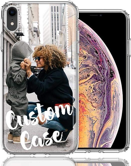 Design Your Own Coque personnalisée pour iPhone 11 Motif photo
